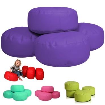 Fotele Z Nadrukiem, Pufy Dla Dzieci, Xl Xxl, Xxxl! 4