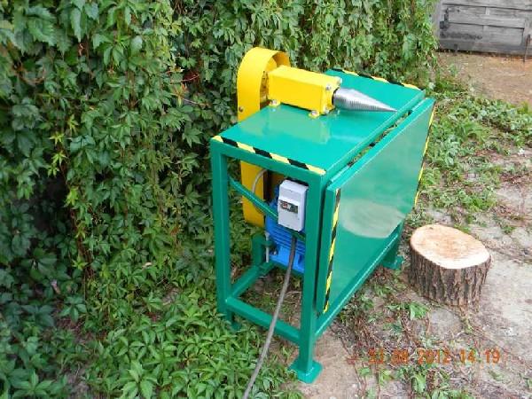 łuparka świder Rębak Stożek Do Drewna